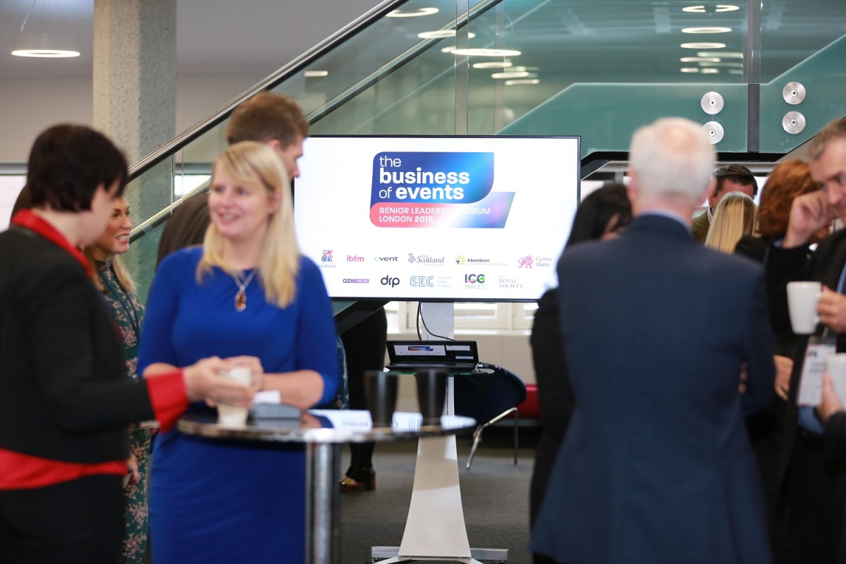 The Business of Events Announces 2019Programme